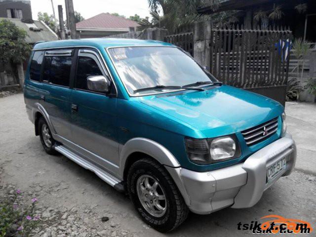 Chevrolet Adventure 2000 - 2
