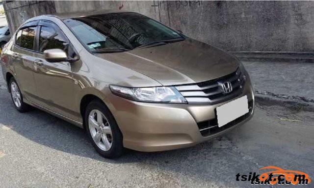 Honda City 2009 - 2