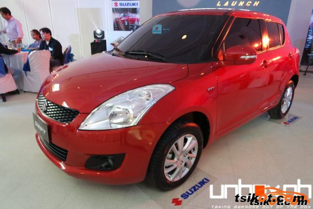 Suzuki Swift 2015 - 1