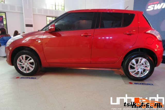 Suzuki Swift 2015 - 2