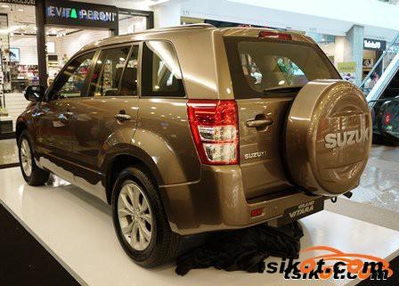 Suzuki Grand Vitara 2015 - 4