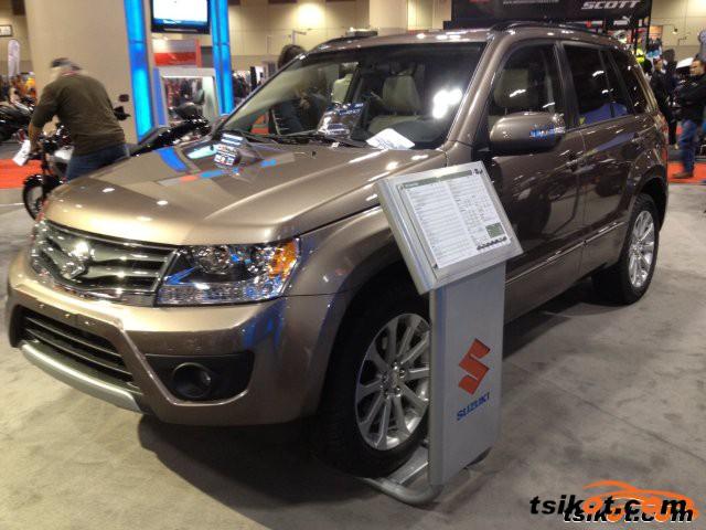 Suzuki Grand Vitara 2015 - 6
