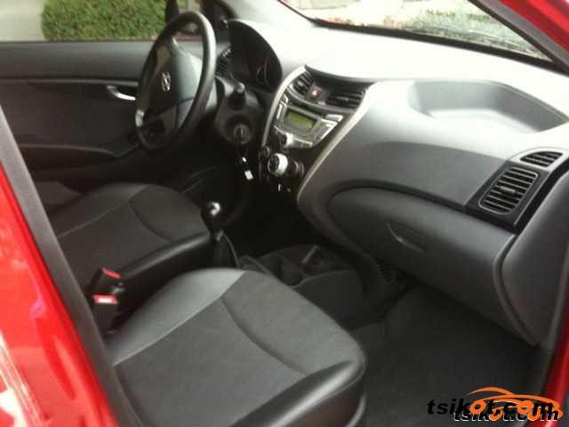 Hyundai Eon 2014 - 5