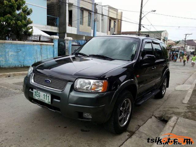 Ford Escape 2003 - 1