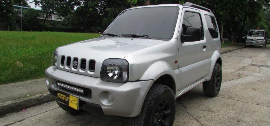 Suzuki Jimny 2003 - 1