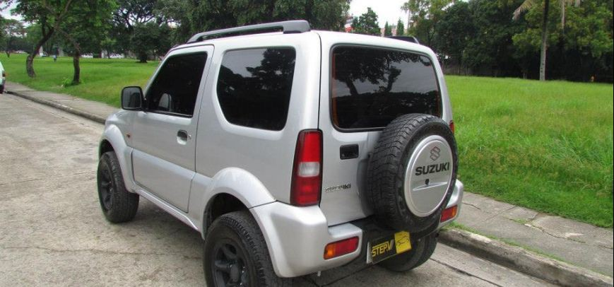 Suzuki Jimny 2003 - 2