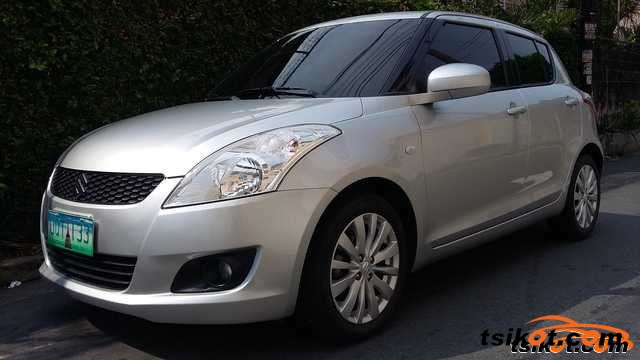 Suzuki Swift 2013 - 1