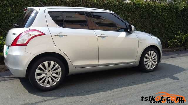 Suzuki Swift 2013 - 2