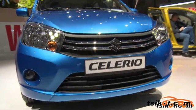 Suzuki Celerio 2015 - 2