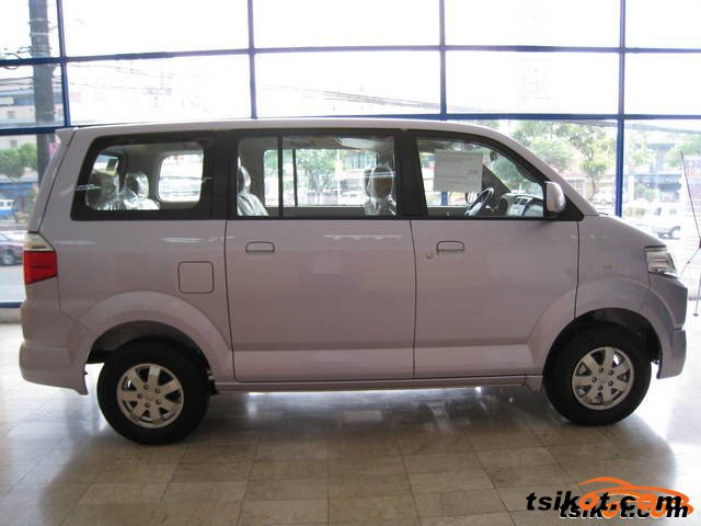 Suzuki Apv 2015 - 4