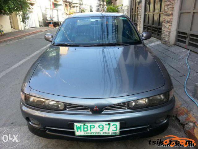 Mitsubishi Galant 1997 - 1