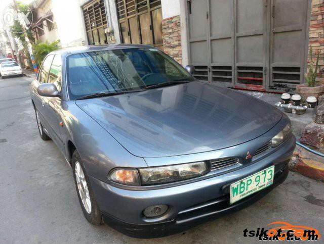 Mitsubishi Galant 1997 - 2