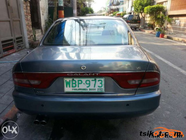 Mitsubishi Galant 1997 - 4