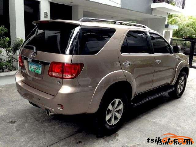 Toyota Fortuner 2007 Car For Sale Calabarzon Philippines