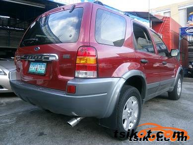 Ford Escape 2006 - 5