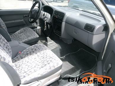 Nissan Frontier 2007 - 2