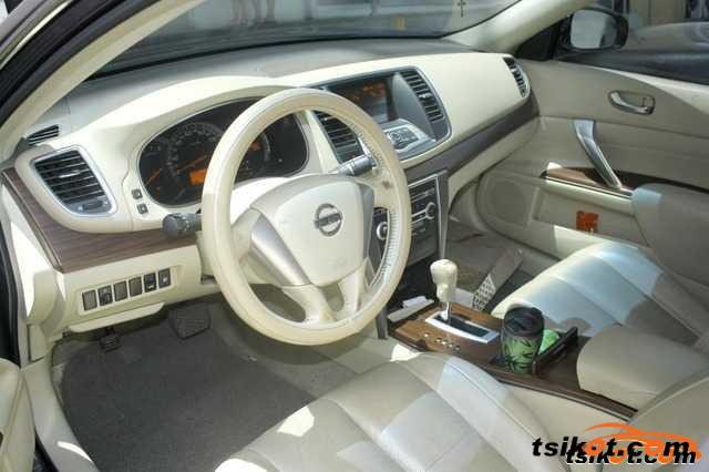 Nissan Teana 2011 - 2