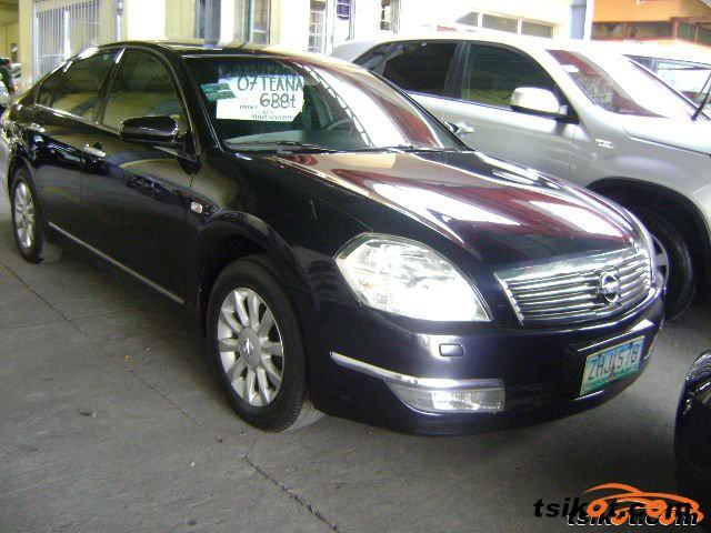 Nissan Teana 2007 - 2