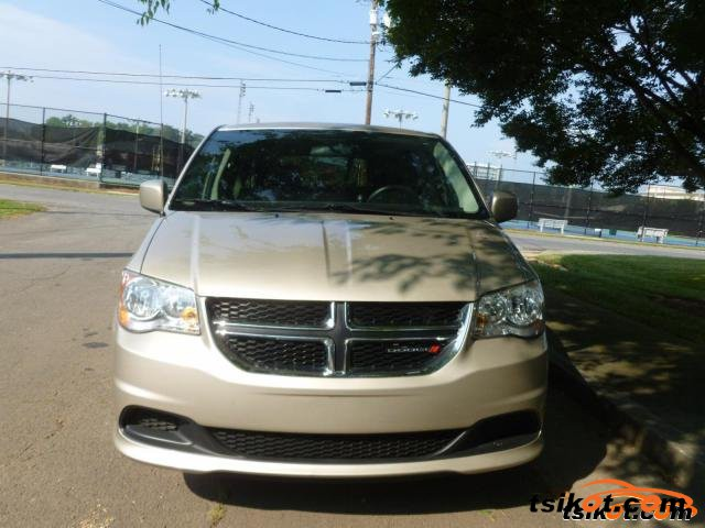 Dodge Grand Caravan 2012 - 3