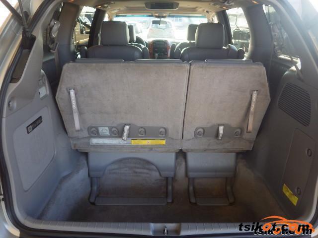 Toyota Sienna 2006 - 5