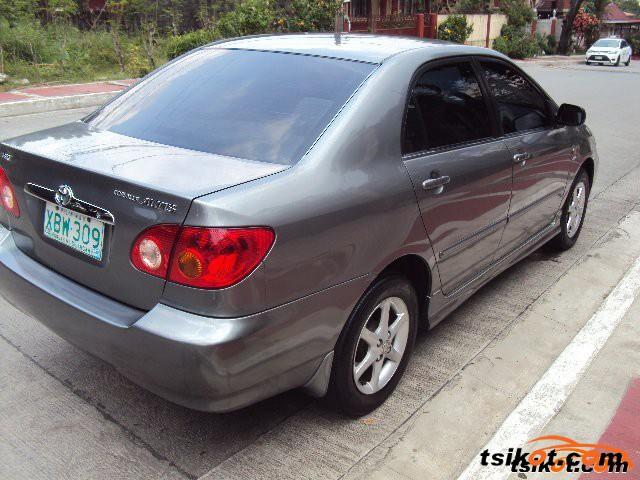Toyota Corolla 2003 - 3