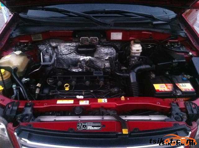 Ford Escape 2007 - 2