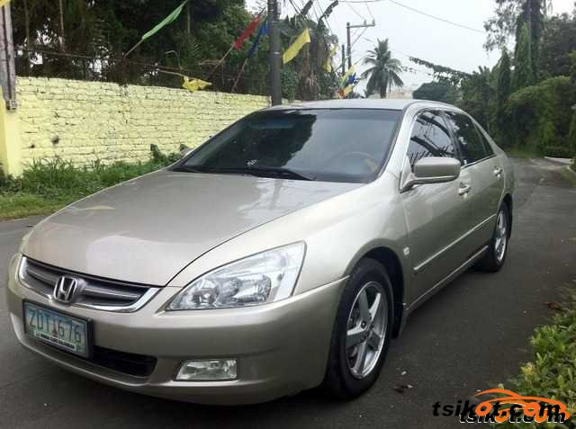 Honda Accord 2006 - 2