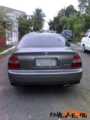 Honda Accord 1994 - 5