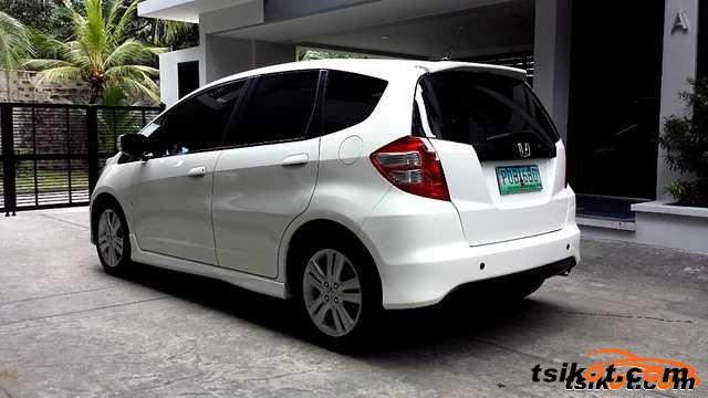 Honda Fit 2011 - 2