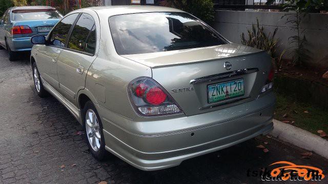 Nissan Sentra 2008 - 2
