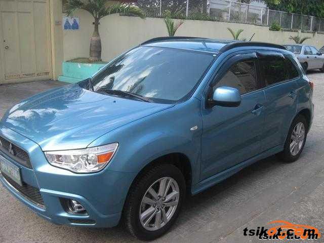 Mitsubishi Asx 2011 - 1