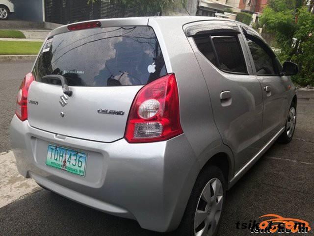 Suzuki Celerio 2012 - 3