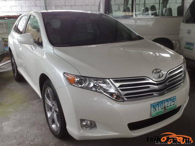 Toyota Venza 2010 - 4