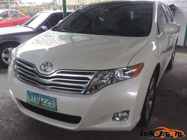 Toyota Venza 2010 - 5