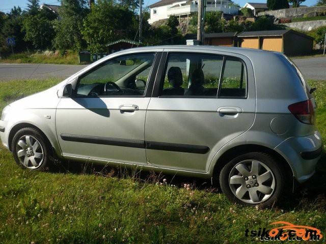 Hyundai Getz 2012 - 4