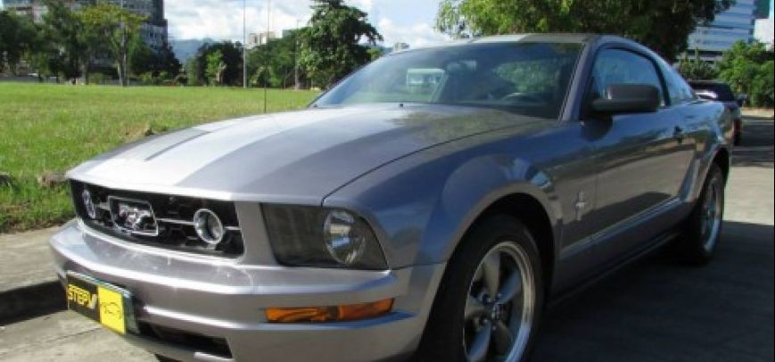 Ford Mustang 2007 - 1