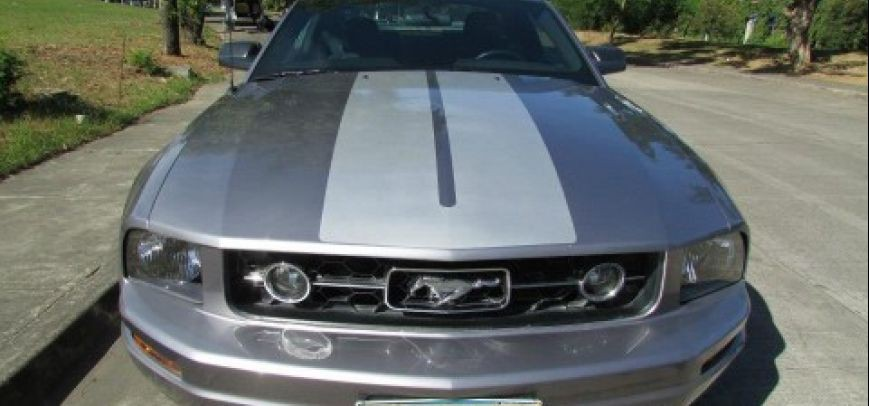 Ford Mustang 2007 - 2
