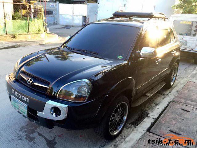 Hyundai Tucson 2009 - 3