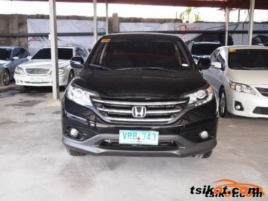 Honda Cr-V 2014 - 2