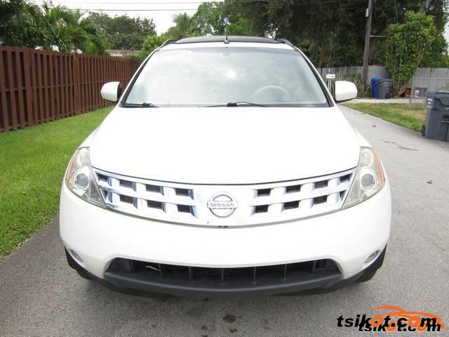 Nissan Murano 2003 - 1