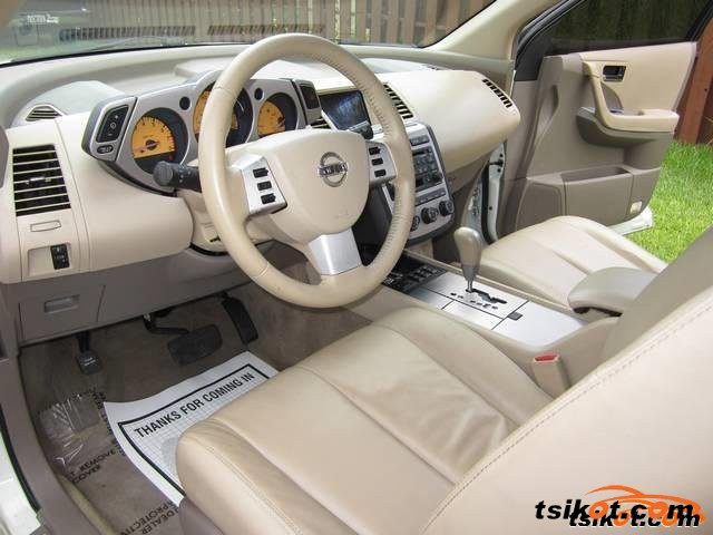 Nissan Murano 2003 - 2