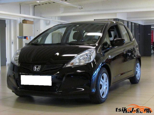 Honda Fit 2013 - 1