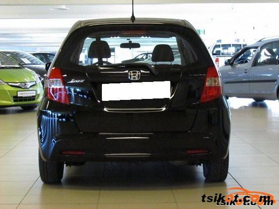 Honda Fit 2013 - 4