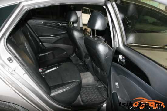 Hyundai Sonata 2008 - 4