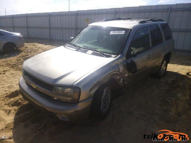 Chevrolet Trailblazer 2002 - 3