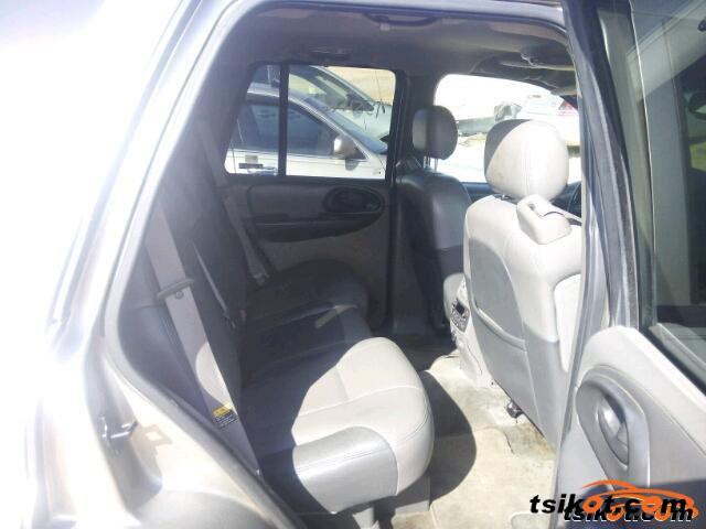 Chevrolet Trailblazer 2002 - 5