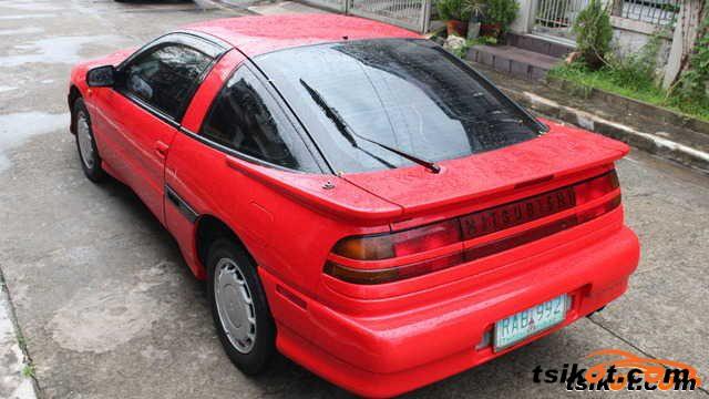 Mitsubishi Eclipse 2002 - 3