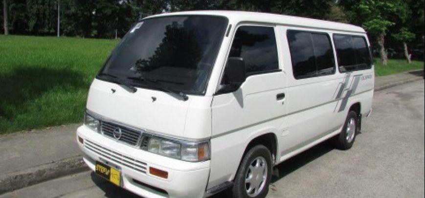 Nissan Urvan 2007 - 1