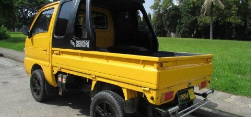 Suzuki Multi-Cab 2000 - 2