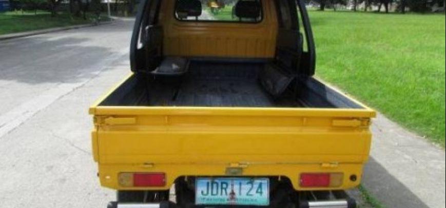 Suzuki Multi-Cab 2000 - 4